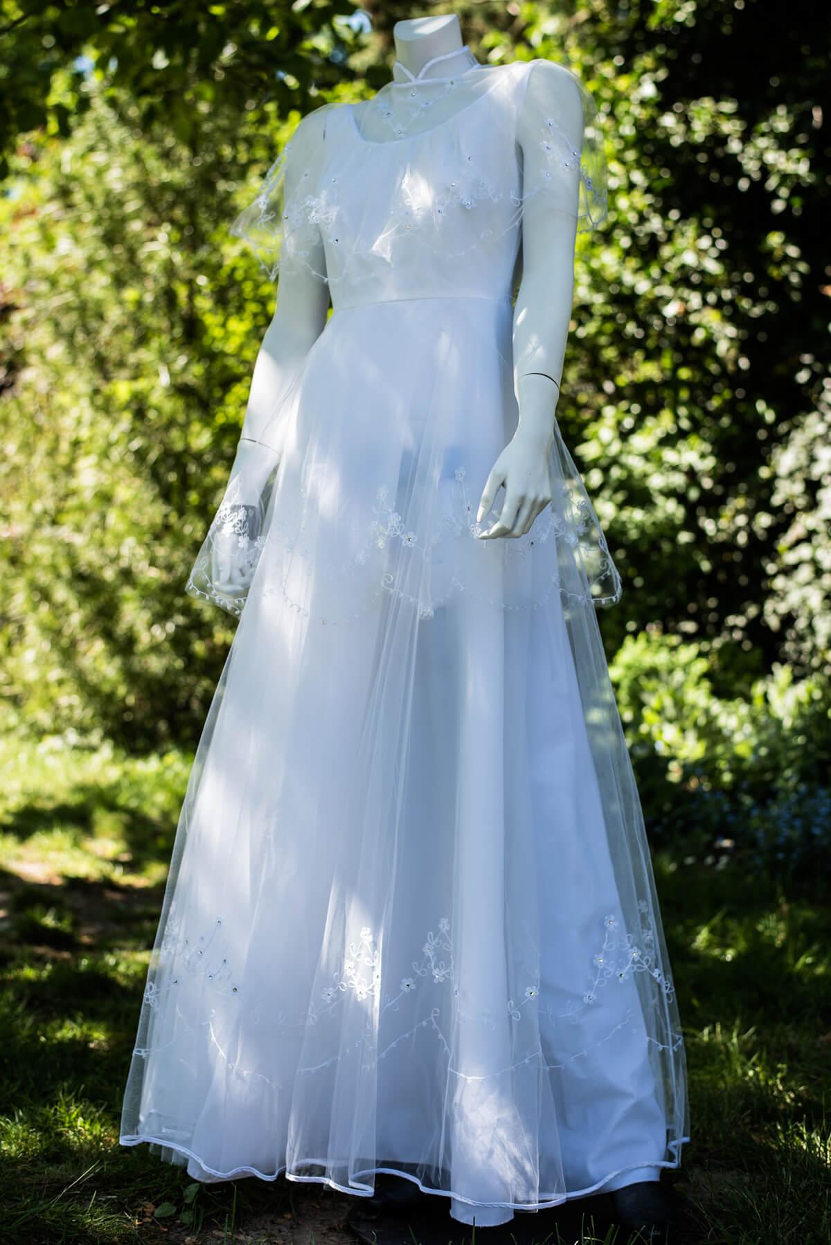 Brautkleid Gr. 34-36